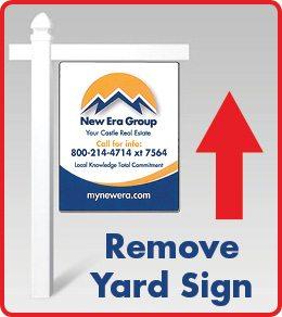 Remove Sign