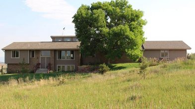 Unique 10 Acre Property with Custom Built Home West of Loveland
